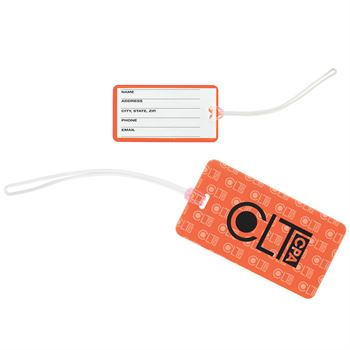 Voyage Luggage Tag - Personalization Available