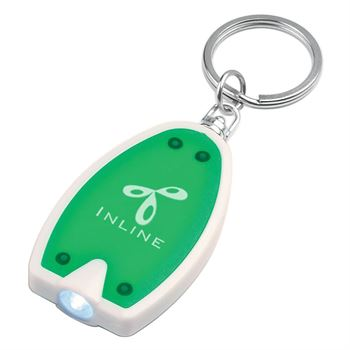 LED Key Chain - Personalization Available