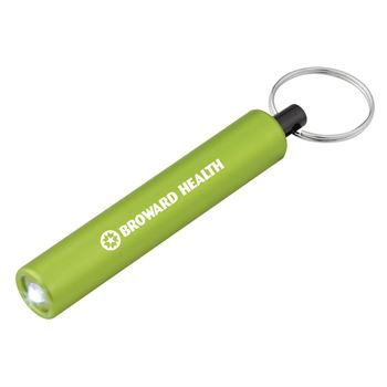 Flashlight Key Chain - Personalization Available