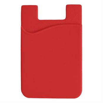 Silicone Card Sleeve - Personalization Available