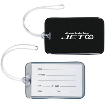 Journey Luggage Tag - Personalization Available