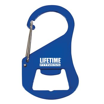 Carabiner Bottle Opener - Personalization Available