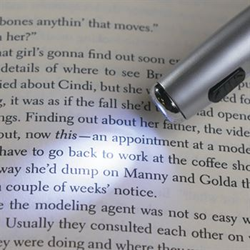 Trio Pen With LED Light And Stylus - Personalization Available