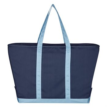Two-Tone Mondo Tote Bag - Personalization Available