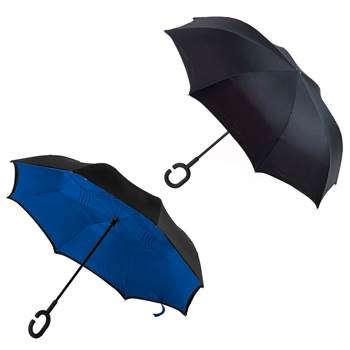 Stratus Reversible Umbrella - Personalization Available