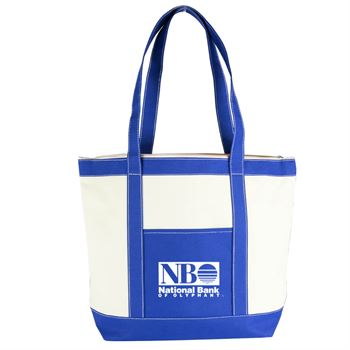 The Harbor Tote - Personalization Available