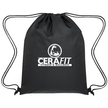 Insulated Drawstring Cooler Bag - Personalization Available