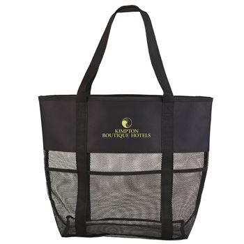 Utility Beach Tote - Personalization Available