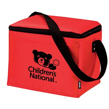KOOZIE® Six-Pack Kooler Camouflage or Patriotic - Personalization Available