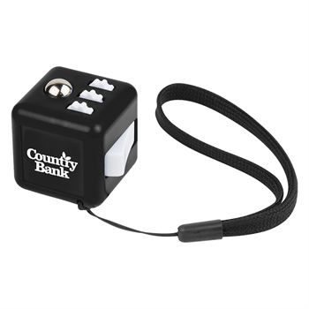 Fun Fidget Cube - Personalization Available
