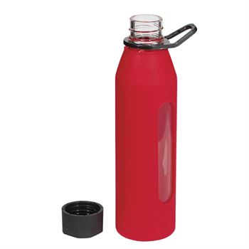 Synergy Glass Sports Bottle 24-oz. - Personalization Available