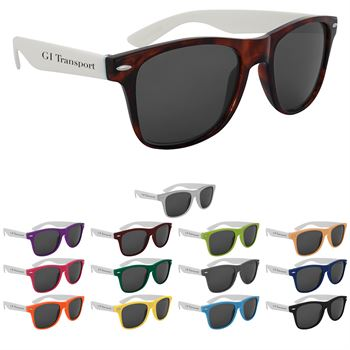 Wooden Bamboo Sunglasses - Personalization Available