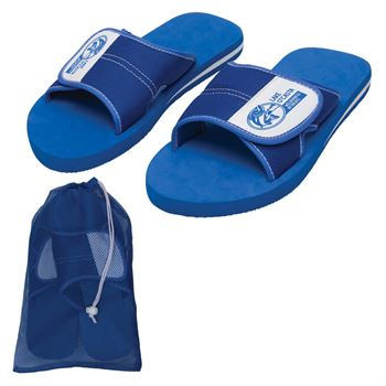 Slide Flip Flops - Personalization Available