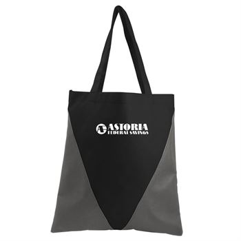 Poly Pro Triangle Tote - Personalization Available