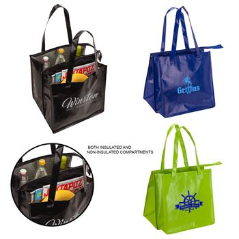 Voyager Dual Tote Bag - Personalization Available