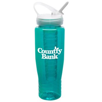 Water Bottle With Ice Stick 28-oz. - Personalization Available