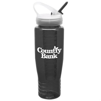 28-Oz. Water Bottle With Ice Stick - Personalization Available