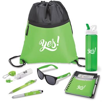 7-Piece Yes Kit - Personalization Available