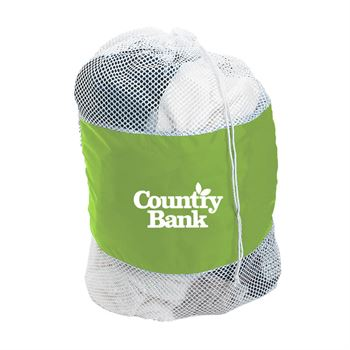 Mesh Laundry Bag - Personalization Available