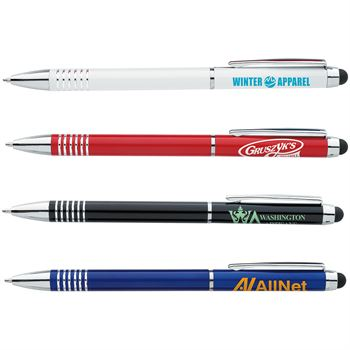 Metal Twist Stylus Pen - Personalization Available