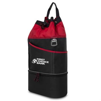 Oceanside Sport Cooler Tote - Personalization Available