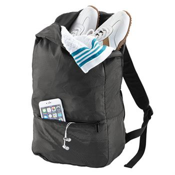 Brookstone® Dash Packable Travel Backpack - Personalization Available
