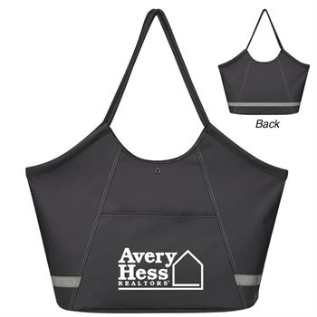 Fitness Club Tote Bag