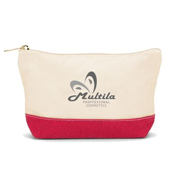 Cotton Canvas Pouch - Personalization Available
