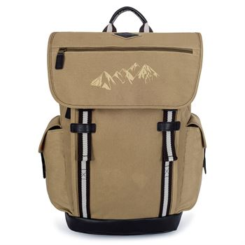 Ridge Cotton Computer Backpack