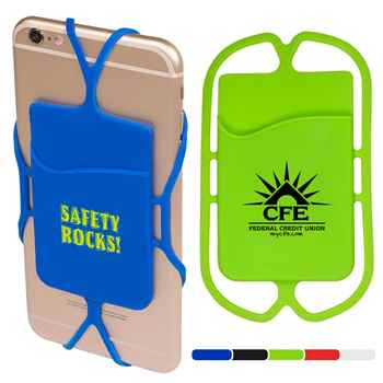 Stretchy Mobile Device Pocket - Personalization Available