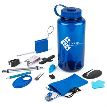 New Employee 12-Piece Survival Gift Set - Personalization Available