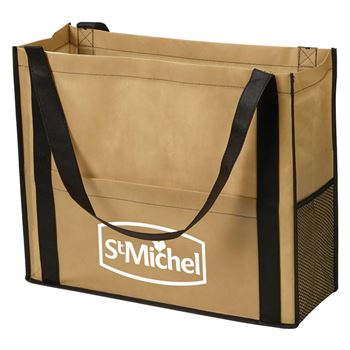 Chandler Non-Woven Mesh Tote - Personalization Available