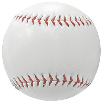 Synthetic Leather Baseballs - Personalization Available