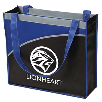 Mesa Curve Non-Woven Tote - Personalization Available