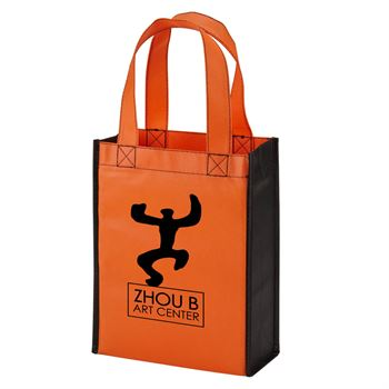 Color Combination Non-Woven Gift Tote - Personalization Available
