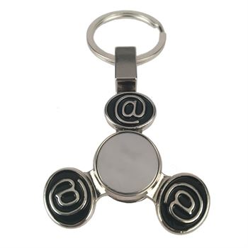 Keychain @ Spinner - Personalization Available