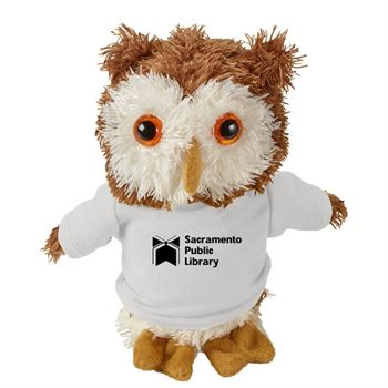 Cuddliez Owl - Personalization Available