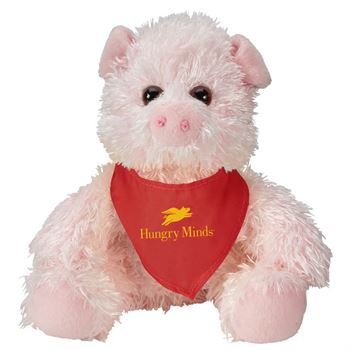 Cuddliez Pig - Personalization Available