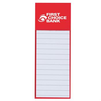 Magnetic Note Pad - Personalization Available