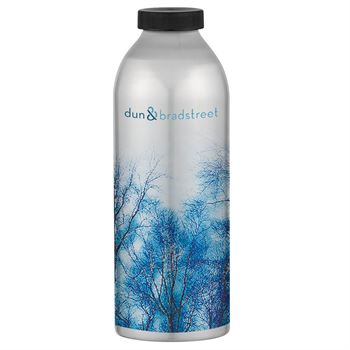 Aluminum Water Bottle 20-oz. - Personalization Available