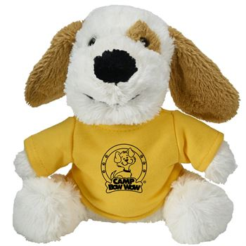 Fuzzy Friends Dog - Personalization Available