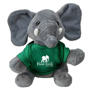 Zoofari Beanies Elephant - Personalization Available