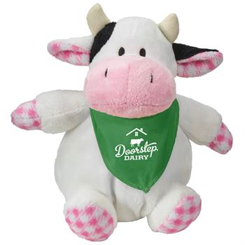 Playful Pals Cow - Personalization Available