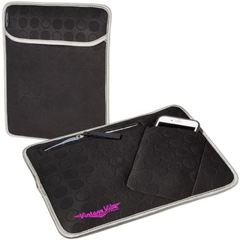 Luna™ Tablet Sleeve - Personalization Available