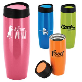 Saturn Travel Tumbler - Personalization Available