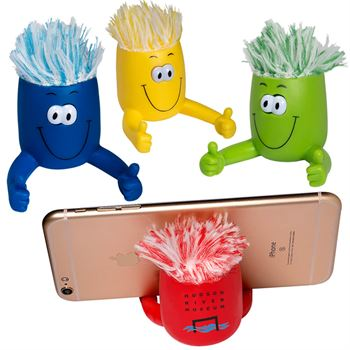 MopTopper™ Eye-Popping Phone Stand - Personalization Available