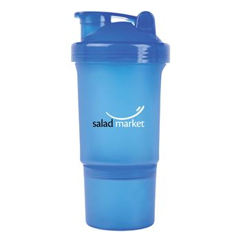 The Double Shaker Cup - Personalization Available