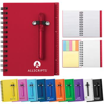All-In-One Mini Notebook Set - Personalization Available