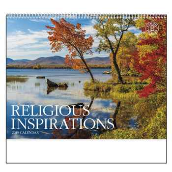 Religious Inspirations 2018 Calendar - Personalization Available