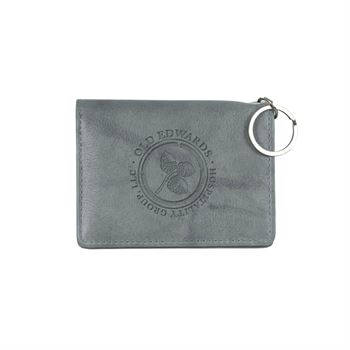 Leather ID Holder - Personalization Available